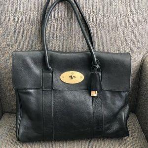 Mulberry Heritage Bayswater Satchel Shoulder Bag